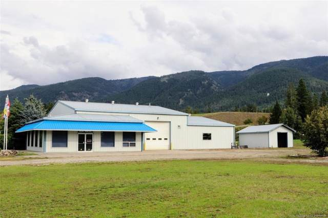 4135 97A Highway,, Armstrong, BC V0E 1B8 (MLS #10191700) :: Walker Real Estate Group