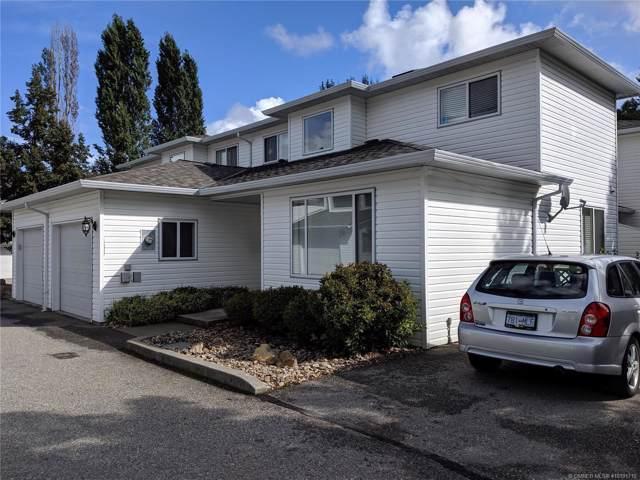 #16 1801 53 Avenue,, Vernon, BC V1T 4E7 (MLS #10191710) :: Walker Real Estate Group