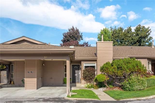 #29 1530 Kelglen Crescent,, Kelowna, BC V1Y 6K7 (MLS #10191738) :: Walker Real Estate Group