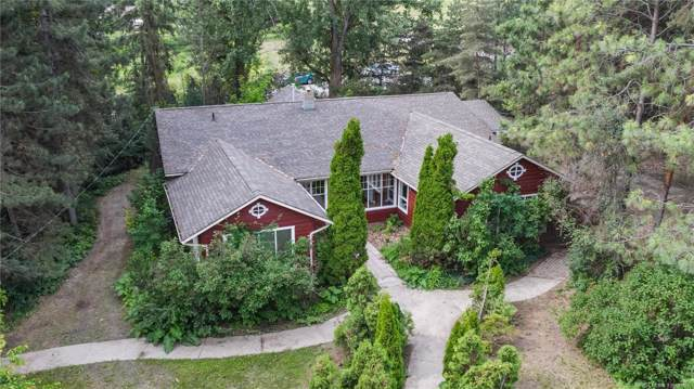 697 Black Rock Road,, Vernon, BC V1B 3H8 (MLS #10191806) :: Walker Real Estate Group