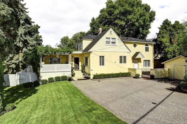 1672 Willow Crescent,, Kelowna, BC V1Y 4K3 (MLS #10191822) :: Walker Real Estate Group