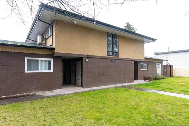 #14 1292 Lawrence Avenue,, Kelowna, BC V1Y 6M4 (MLS #10191867) :: Walker Real Estate Group