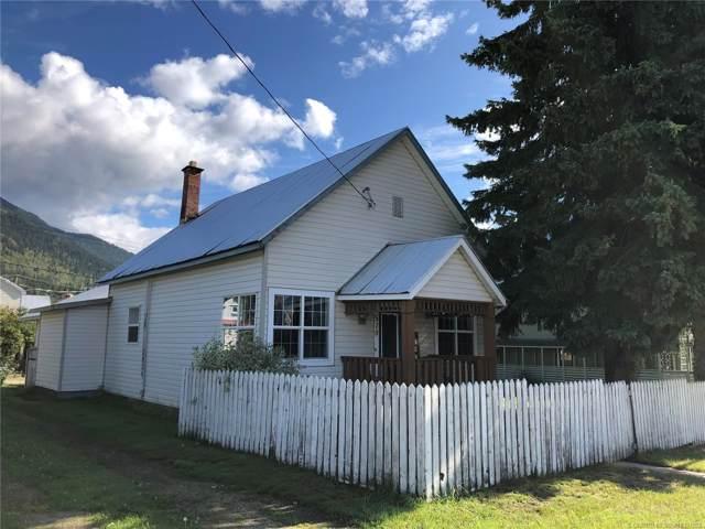 510 Fifth Street, E, Revelstoke, BC V0E 2S0 (MLS #10191928) :: Walker Real Estate Group