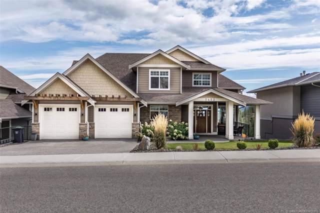 2453 Tallus Heights Drive,, West Kelowna, BC V4T 3M2 (MLS #10191938) :: Walker Real Estate Group
