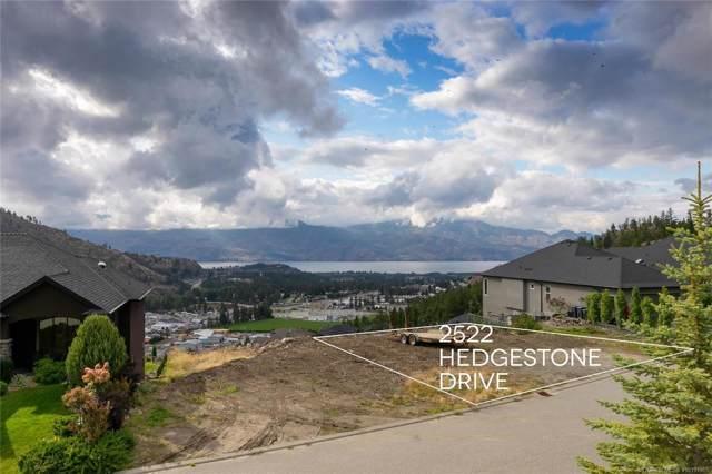 2522 Hedgestone Drive,, West Kelowna, BC V1Z 2Y3 (MLS #10191965) :: Walker Real Estate Group