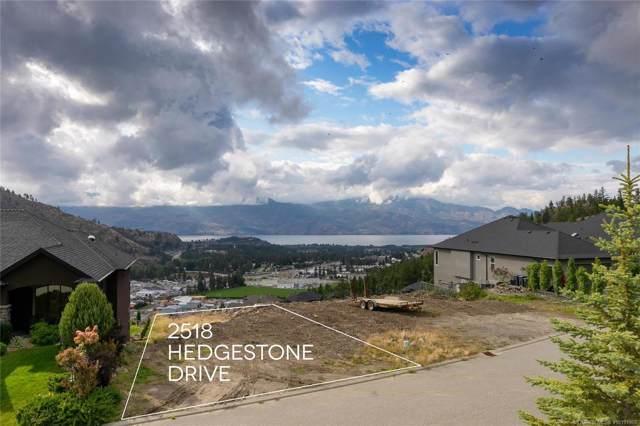 2518 Hedgestone Drive,, West Kelowna, BC V1Z 2Y3 (MLS #10191968) :: Walker Real Estate Group