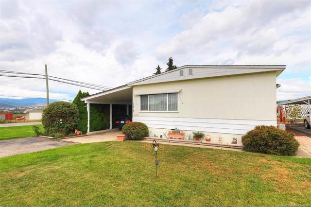 #301 3591 Old Vernon Road,, Kelowna, BC V1X 6P4 (MLS #10191971) :: Walker Real Estate Group