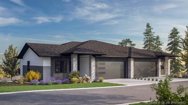 #5 1349 Rocky Point Drive,, Kelowna, BC V1V 0B5 (MLS #10191972) :: Walker Real Estate Group