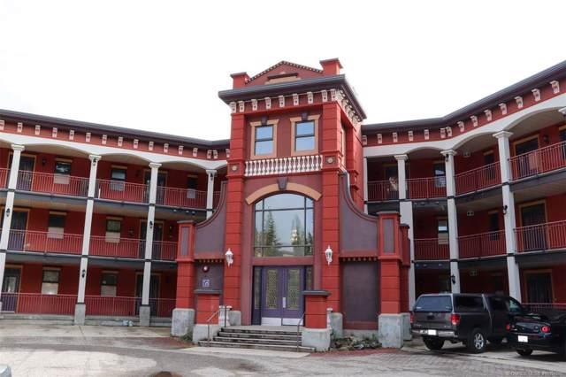 #106 357 Monashee Road,, Silver Star, BC V1B 3M1 (MLS #10191989) :: Walker Real Estate Group