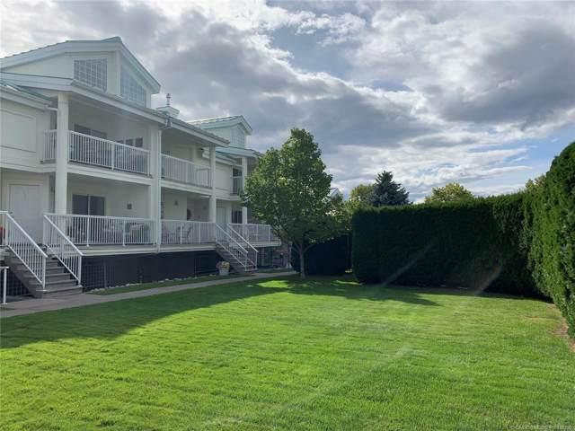 #133 1200 Cameron Avenue,, Kelowna, BC V1W 4T2 (MLS #10191990) :: Walker Real Estate Group