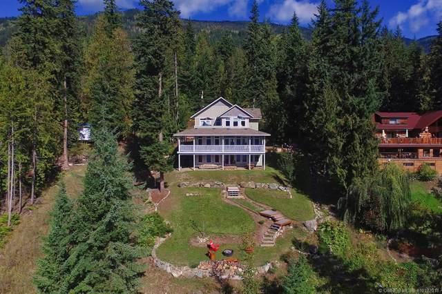 7524 Stampede Trail,, Anglemont, BC V0E 1M8 (MLS #10192018) :: Walker Real Estate Group