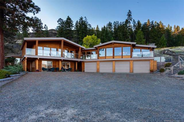 550 Westside Road, S, Kelowna, BC V1Z 3S2 (MLS #10192131) :: Walker Real Estate Group