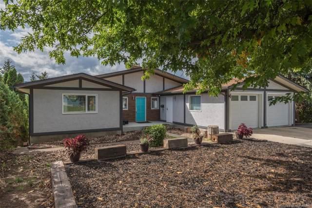 442 Scenic Drive,, Coldstream, BC V1B 2W9 (MLS #10192221) :: Walker Real Estate Group