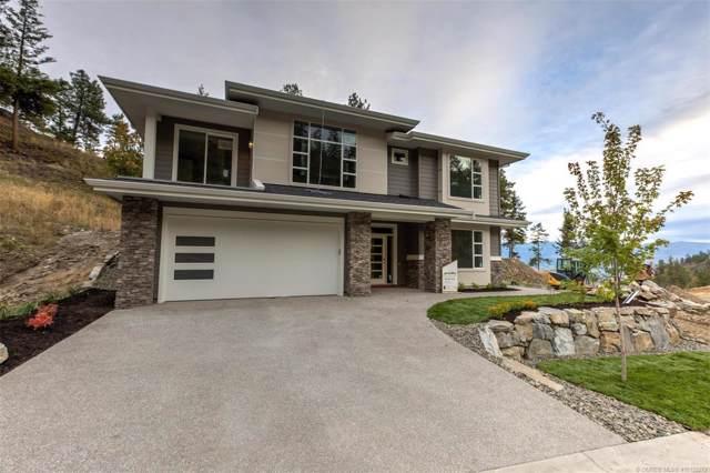 103 Echo Ridge Drive,, Kelowna, BC V1V 0C9 (MLS #10192273) :: Walker Real Estate Group