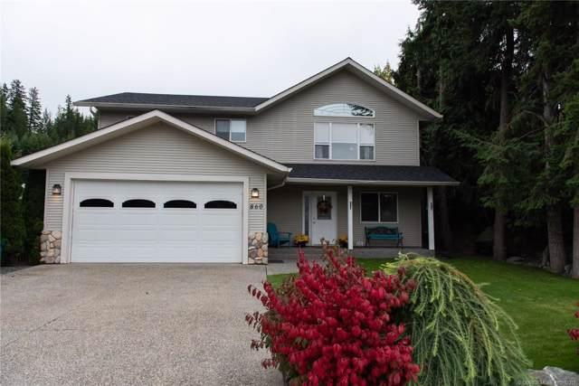 860 35 Street, SE, Salmon Arm, BC V1E 1N4 (MLS #10192351) :: Walker Real Estate Group