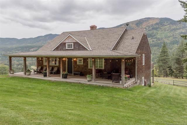 3333 Smith Road,, Falkland, BC V0E 1W1 (MLS #10192366) :: Walker Real Estate Group