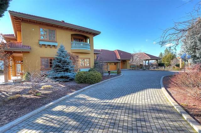 2834 Belgo Road,, Kelowna, BC V1P 1E2 (MLS #10192376) :: Walker Real Estate Group