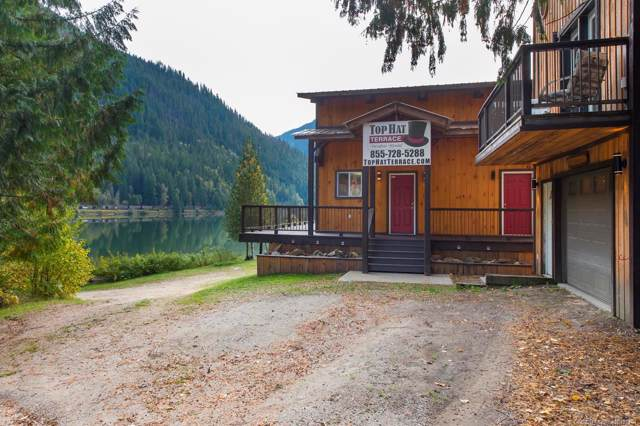 8323 Trans Canada Highway,, Revelstoke, BC V0E 2S0 (MLS #10192404) :: Walker Real Estate Group