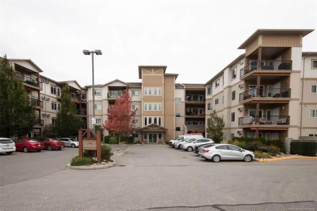 #121 250 Hollywood Road, S, Kelowna, BC V1X 3S9 (MLS #10192426) :: Walker Real Estate Group