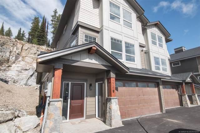 220B Grizzly Ridge Trail,, Big White, BC V1P 1P4 (MLS #10192437) :: Walker Real Estate Group