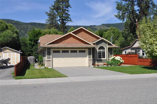 2126 Norris Avenue,, Lumby, BC V0E 2G0 (MLS #10192469) :: Walker Real Estate Group