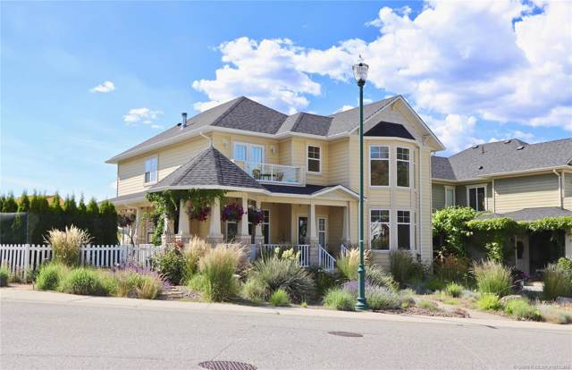 5340 Hedeman Court,, Kelowna, BC V1W 5A3 (MLS #10192484) :: Walker Real Estate Group