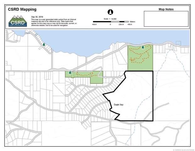 SW 1/4 Ivy Road,, Eagle Bay, BC V0E 1T0 (MLS #10192569) :: Walker Real Estate Group
