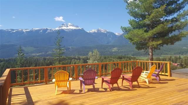 3139 Camozzi Road,, Revelstoke, BC V0E 2S1 (MLS #10192574) :: Walker Real Estate Group