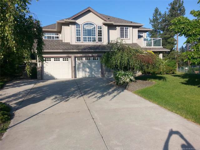 2802 Summerview Place,, West Kelowna, BC V4T 2S5 (MLS #10192607) :: Walker Real Estate Group