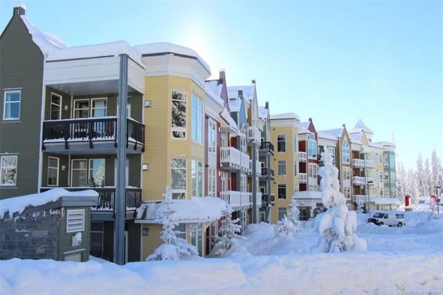 #105 30 Monashee Road,, Silver Star, BC V1B 3M1 (MLS #10192631) :: Walker Real Estate Group