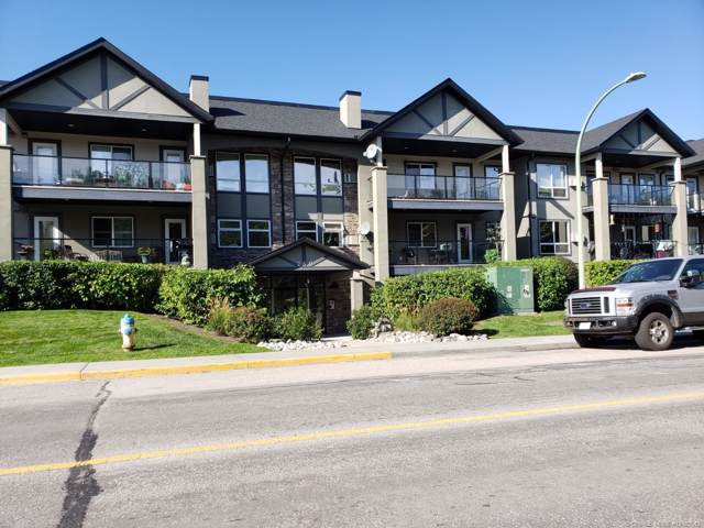 #104 260 Franklyn Road,, Kelowna, BC V1X 8C1 (MLS #10192643) :: Walker Real Estate Group