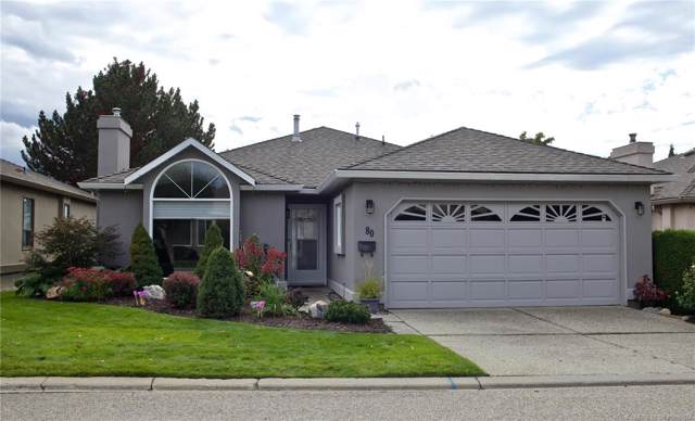 #80 1220 25th Avenue,, Vernon, BC V1T 9A1 (MLS #10192654) :: Walker Real Estate Group