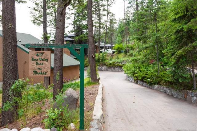 417 Rose Valley Road,, West Kelowna, BC V1Z 3T7 (MLS #10192656) :: Walker Real Estate Group