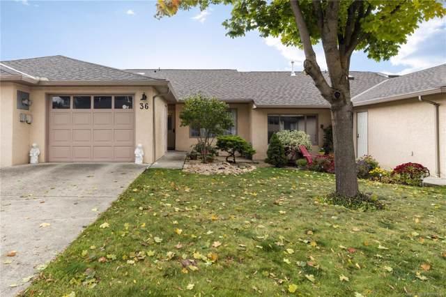 #36 1001 30 Avenue,, Vernon, BC V1T 9H8 (MLS #10192686) :: Walker Real Estate Group