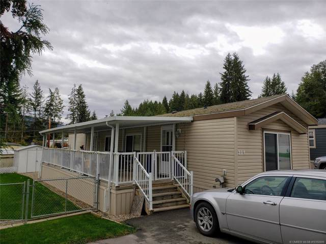 #104 3350 10 Avenue, NE, Salmon Arm, BC V1E 1J6 (MLS #10192699) :: Walker Real Estate Group