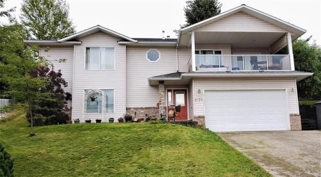 2170 3 Avenue, SE, Salmon Arm, BC V1E 1K1 (MLS #10192728) :: Walker Real Estate Group