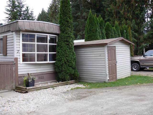 #7 6062 Ranchero Drive, SE, Salmon Arm, BC V1E 2P9 (MLS #10192734) :: Walker Real Estate Group