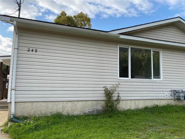 249 Viers Crescent,, Revelstoke, BC V0E 2S0 (MLS #10192747) :: Walker Real Estate Group