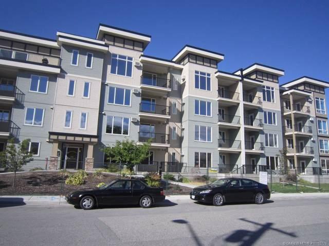 #207 130 Barber Road,, Kelowna, BC V1X 3V4 (MLS #10192778) :: Walker Real Estate Group
