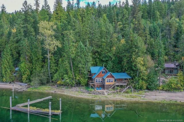 3558 Mabel Lake Road,, Lumby, BC V0E 2G6 (MLS #10192825) :: Walker Real Estate Group