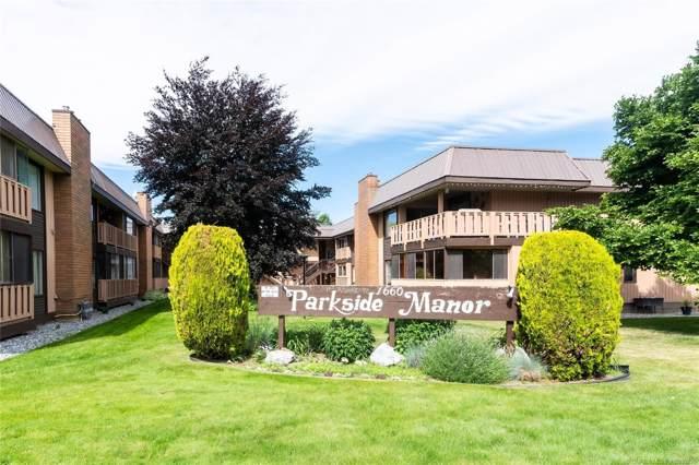 #208 1660 Ufton Court,, Kelowna, BC V1Y 8G7 (MLS #10192830) :: Walker Real Estate Group