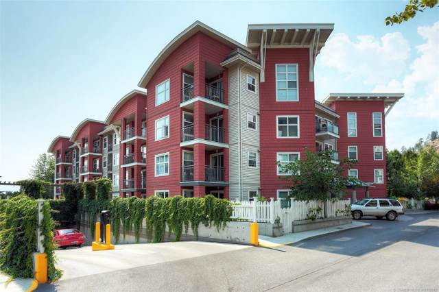 #302 555 Yates Road,, Kelowna, BC V1V 2V2 (MLS #10192843) :: Walker Real Estate Group