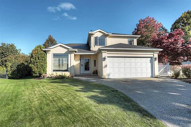 1850 Portland Place,, Kelowna, BC V1V 1P9 (MLS #10192852) :: Walker Real Estate Group