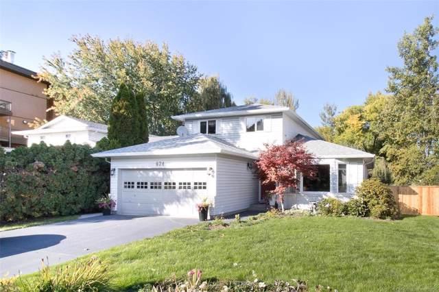 674 Cook Road,, Kelowna, BC V1Y 4Y4 (MLS #10192854) :: Walker Real Estate Group