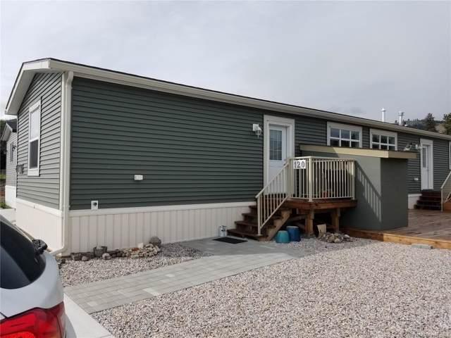#120 12560 Westside Road,, Vernon, BC V1H 1S9 (MLS #10192863) :: Walker Real Estate Group