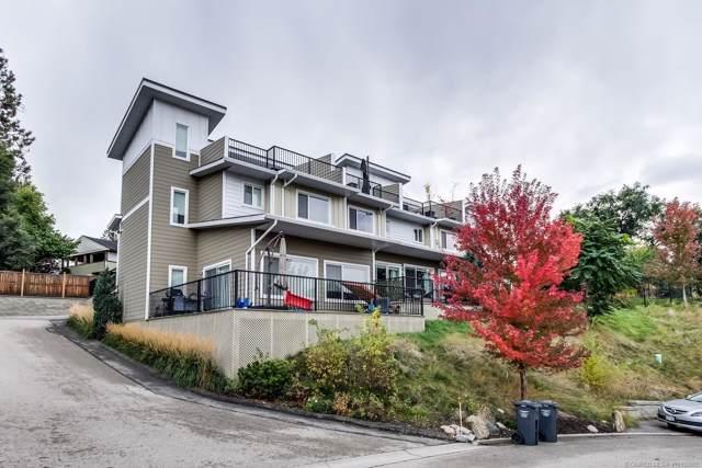 #16 1170 Brant Avenue,, Kelowna, BC V1Y 1N1 (MLS #10192865) :: Walker Real Estate Group