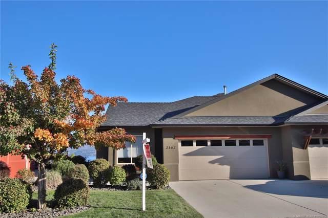 2162 Alvarado Trail,, West Kelowna, BC V4T 3B8 (MLS #10192873) :: Walker Real Estate Group