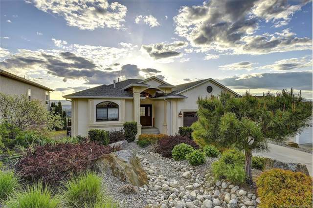 784 Lone Pine Drive,, Kelowna, BC V1P 1A1 (MLS #10192897) :: Walker Real Estate Group