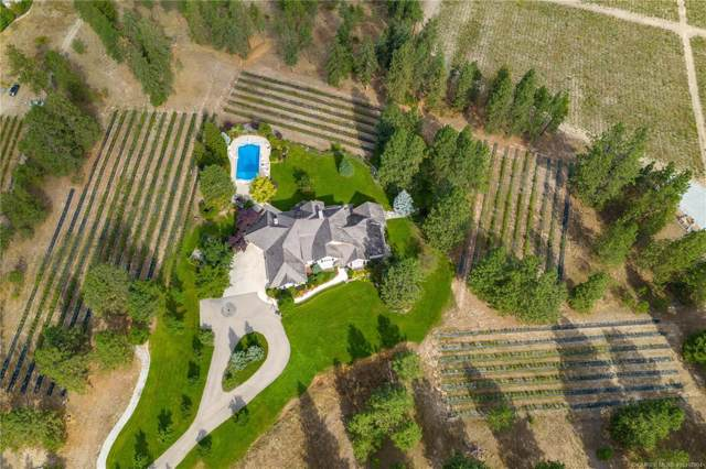 855 Crawford Road,, Kelowna, BC V1W 4N3 (MLS #10192904) :: Walker Real Estate Group