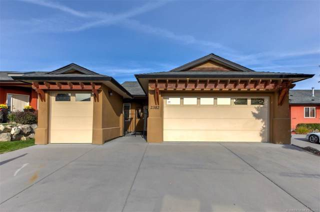 2382 Mesa Vista Court,, .West Kelowna B.C., BC V4T 2X9 (MLS #10192916) :: Walker Real Estate Group